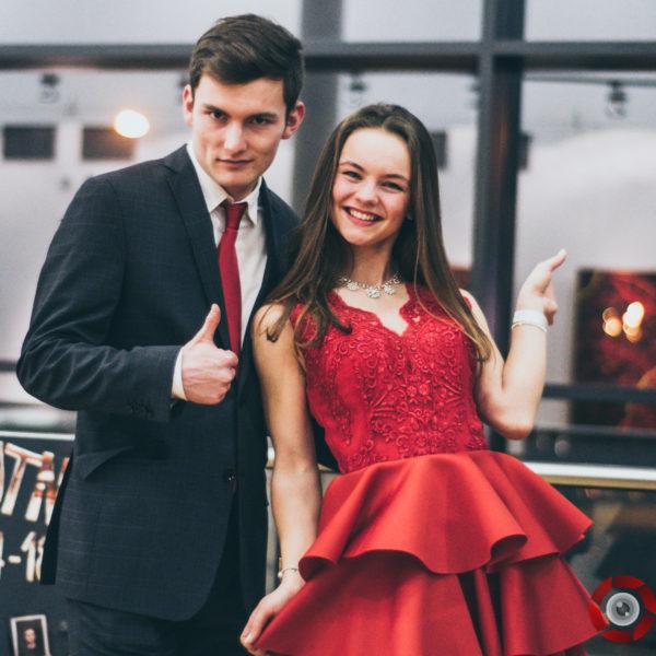 Maturitní ples OA 2. 2. 2018