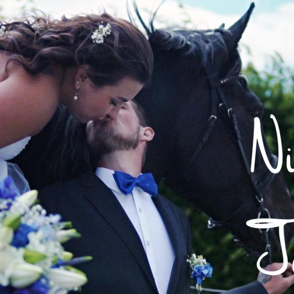 Svatební video - Kameraman