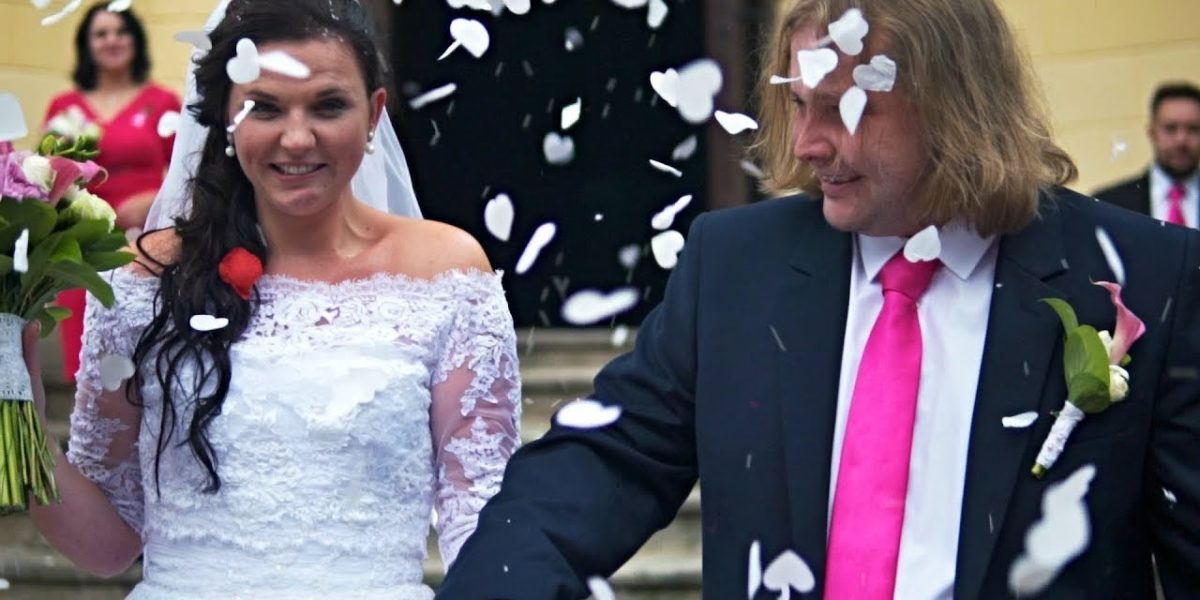 Svatební videoklip - kameraman na svatbu