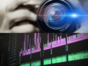 Střih a úprava videí