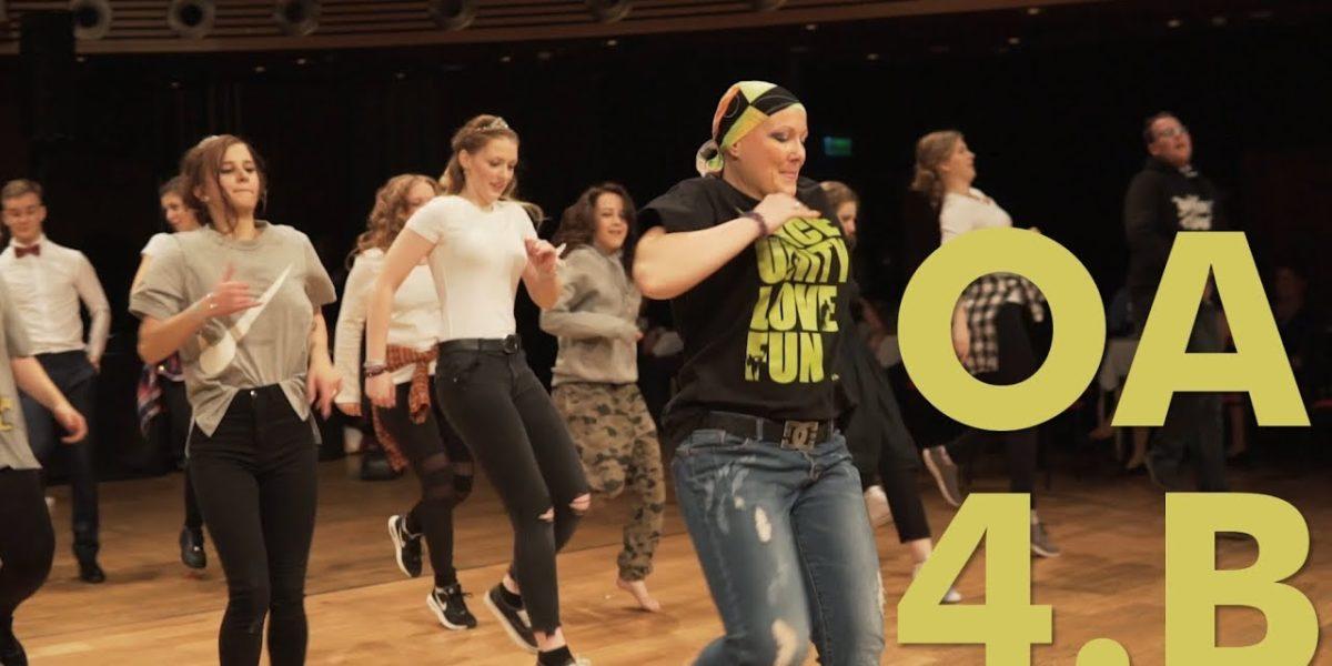 Maturitní ples - 4.B Aftermovie Obchodní Akademie 2019