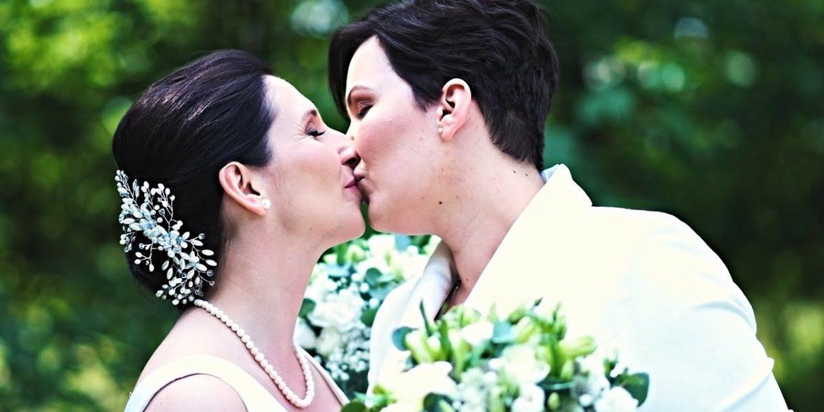 Svatební video dvou nevěst