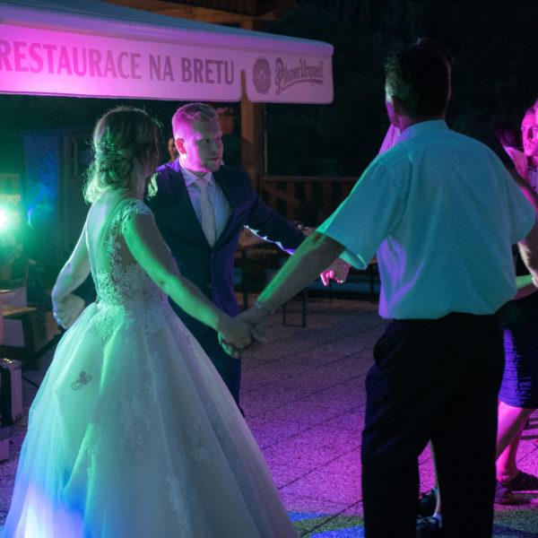 Svatební diskotéka