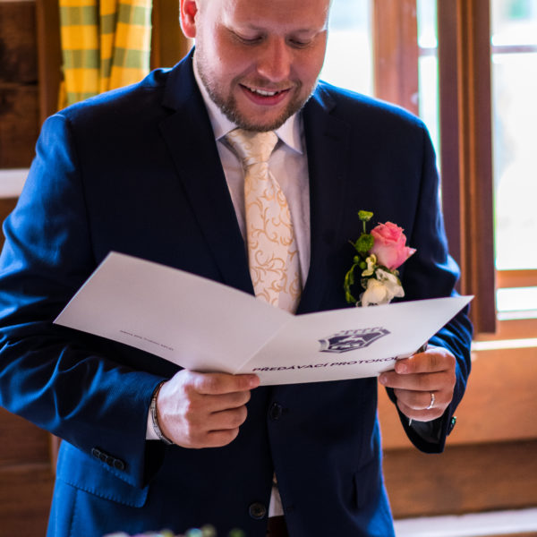 Svatební proslov