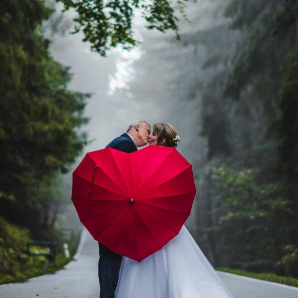 Svatební kameraman a fotograf