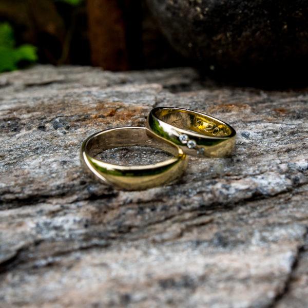 Svatební prsteny