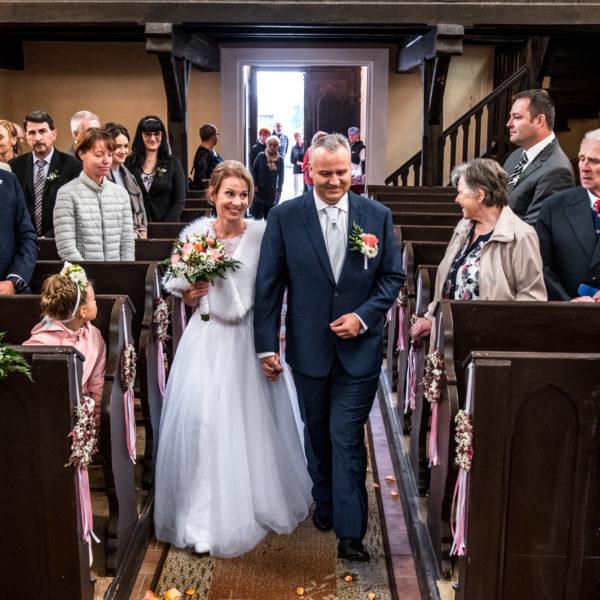 Svatební obřad video