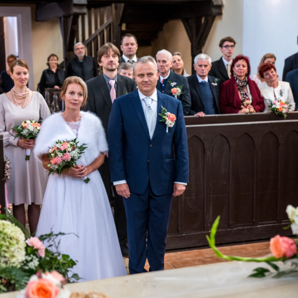 Svatební obřad video a foto