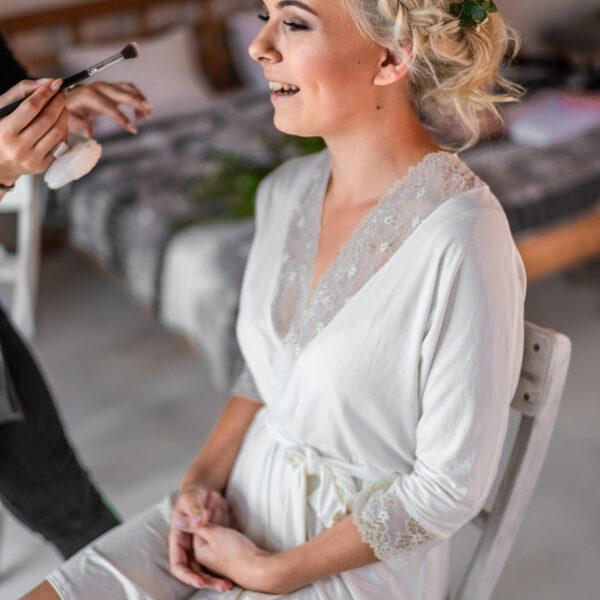 Líčení nevěsty