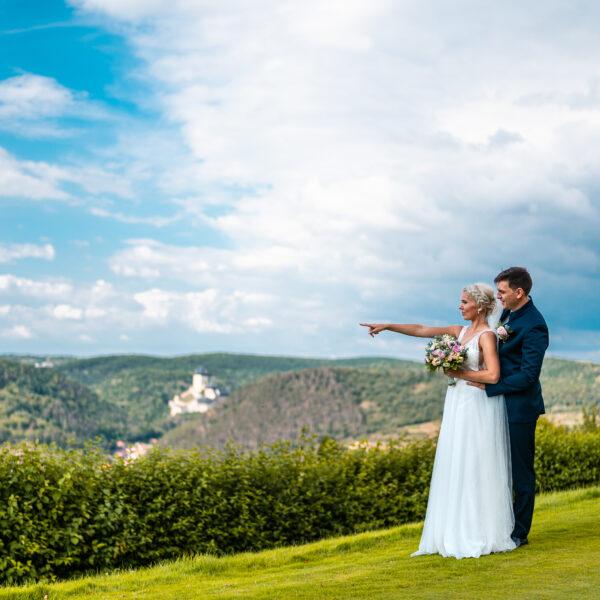 Svatba Karlštejn