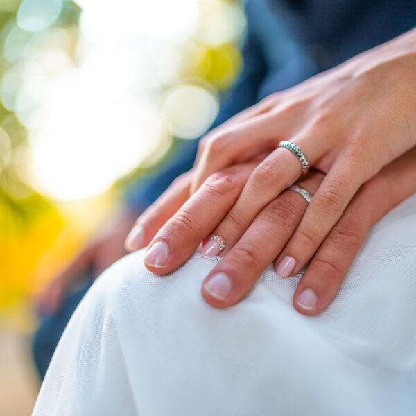 Svatební foto Maruška a Miky