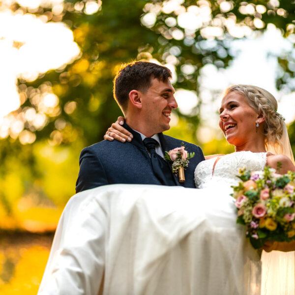 Maruška a Miky - svatební fotograf