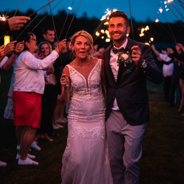 Svatba prskavky